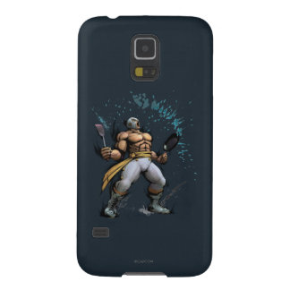 El Fuerte With Frying Pan Cases For Galaxy S5
