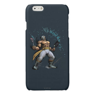 El Fuerte With Frying Pan Glossy iPhone 6 Case