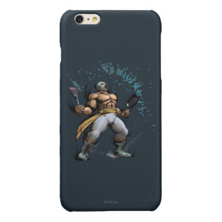 El Fuerte With Frying Pan Glossy iPhone 6 Plus Case