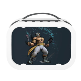 El Fuerte With Frying Pan Lunch Box