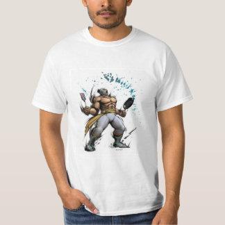 El Fuerte With Frying Pan T-Shirt