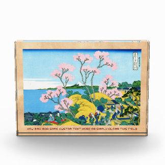 El Fuji de Gotenyama en Shinagawa Hokusai