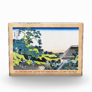 El Fuji visto del paso Hokusai de Mishima