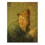 El fumador, 1640 postales