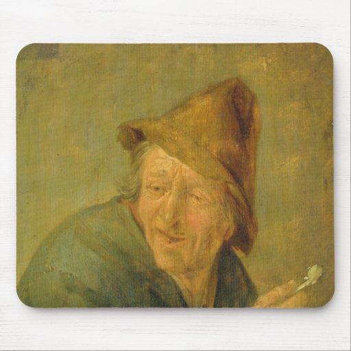 El fumador, 1640 tapete de ratones