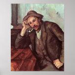 El fumador, 1891-92 póster