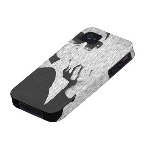 El fumar Case-Mate iPhone 4 fundas
