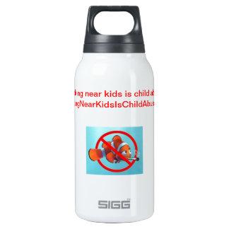 ¡El fumar cerca de niños es pederastia!