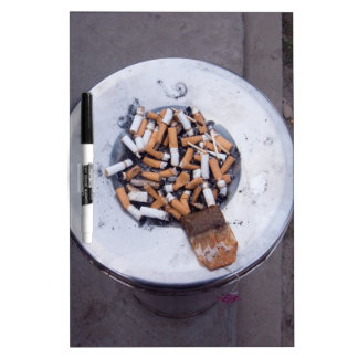 El fumar Get rid of Pizarra Blanca