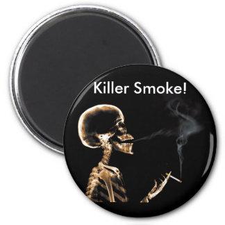 ¡El fumar le matará! - Imán