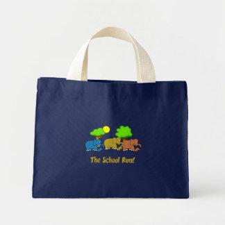 El funcionamiento de la escuela del elefante bolsas de mano