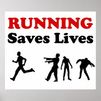 El funcionamiento (de zombis) ahorra el poster de