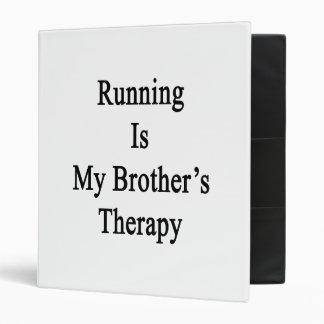 El funcionamiento es la mi terapia de Brother