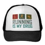 El funcionamiento es mi droga gorras de camionero