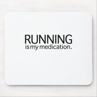 El funcionamiento es mi medicación alfombrillas de ratón