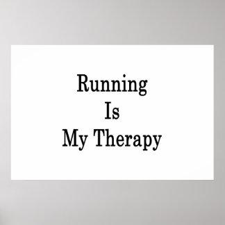 El funcionamiento es mi terapia póster