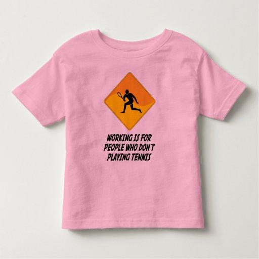 El funcionamiento está para la gente que lo hace tshirts