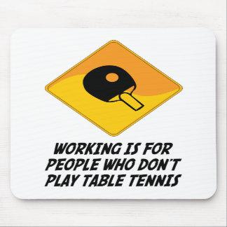 El funcionamiento está para la gente que no juega  tapetes de ratones