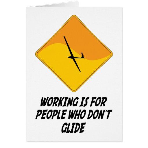 El funcionamiento está para la gente que no se des tarjeta de felicitación