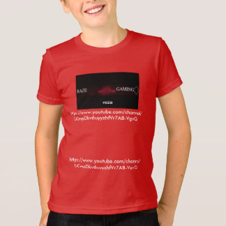 el funcionario Raze el merch Camisas