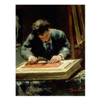 El fundador de imagen 1878 postales