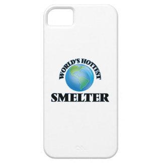 El fundidor más caliente del mundo iPhone 5 Case-Mate protector
