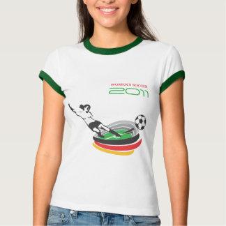 El fútbol 2011 de las mujeres playeras