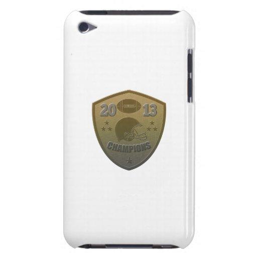 el fútbol americano defiende el escudo 2013 Case-Mate iPod touch funda