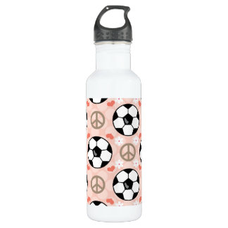 El fútbol BPA del amor de la paz libera