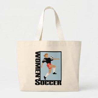 El fútbol de las mujeres bolsa
