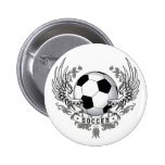El fútbol del fútbol se va volando el botón