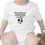 El fútbol del juego tiene gusto de mi hermana camisetas