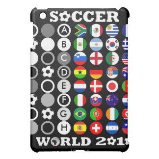 El fútbol del mundial Goup 2010 señala la caja del