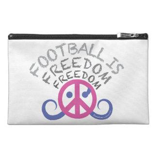 El fútbol es CRNA del viaje de la libertad. bolso
