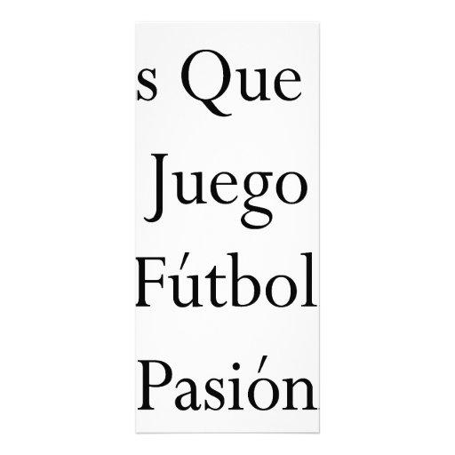 EL Futbol Es Pasion de la O.N.U Juego del Mas Que Lonas