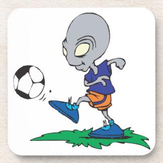 El fútbol está fuera de este mundo posavaso