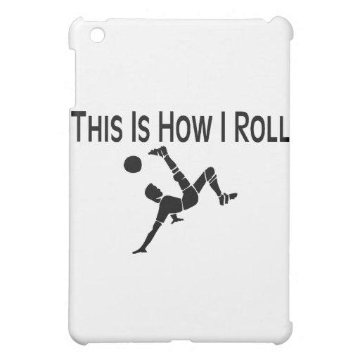 El fútbol esto es cómo ruedo al jugador de fútbol