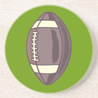 El fútbol se divierte el práctico de costa de la b posavasos diseño