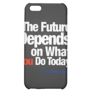 El futuro depende de lo que usted lo hace hoy