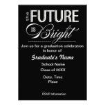 El futuro es brillante: Clase de 2012 invitaciones