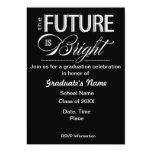 El futuro es brillante: Clase de 2012 invitaciones Comunicados Personales