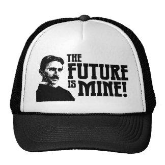 ¡El futuro es el mío! Casquillo Gorras