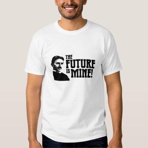 ¡El futuro es el mío! Playera