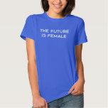 El futuro es femenino playera