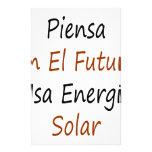 EL Futuro los E.E.U.U. Energia del En de Piensa so Papeleria