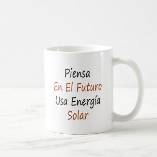 EL Futuro los E E U U Energia del En de Piensa so Tazas