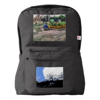El futuro mochila