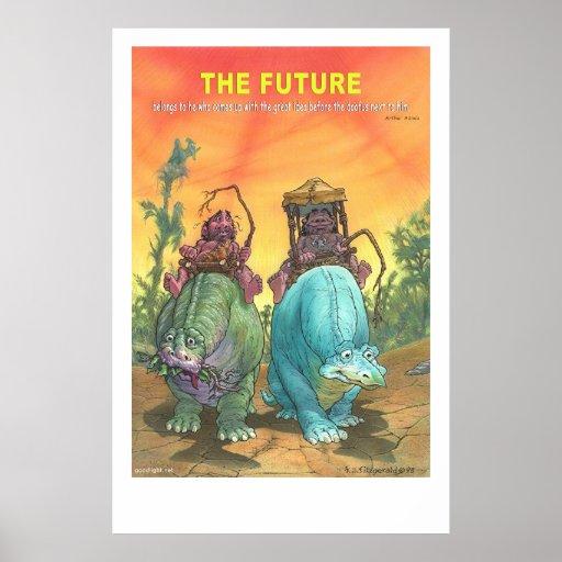 El futuro posters