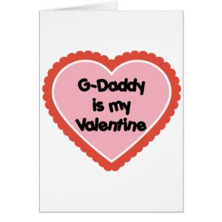 El G-Papá es mi tarjeta del día de San Valentín