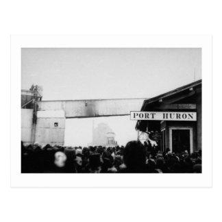 El G.T.R. Railroad Depot - Louis Pesha Postal